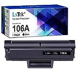 LxTek 106A Sostituzione Compatibile per HP 106A W1106A Cartucce di Toner per HP Laser 107a 107r 107w...