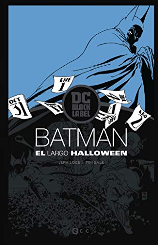 Batman: El largo Halloween (Biblioteca Dc Black Label) (Segunda Edición)