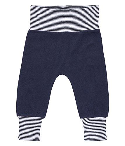 Sense Organics SJORS Babyhose, Pantalon Bébé garçon, Bleu (Navy 200032), 12 Mois