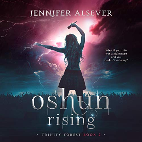 Oshun Rising  By  cover art
