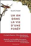 Un an dans la vie d'une forêt (ESSAIS) (French Edition)