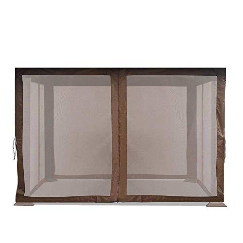 EliteShade 12' x 12' 4-Panel Gazebo Mosquito Netting Screen Walls
