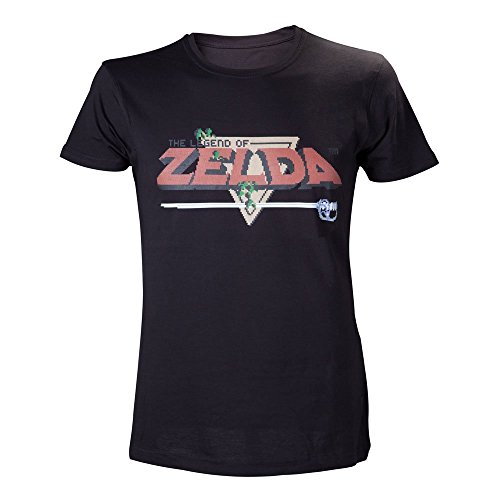 T-shirt 'The Legend of Zelda' - noir - Taille M