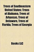 Trees of Southeastern United States: Quercus Marilandica, Liquidambar Styraciflua, Pinus Palustris, Pinus Taeda, Quercus P...