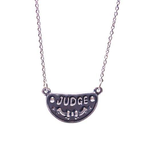 Girls und Panzer Judge pendant silver (japan import)