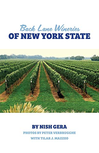 Back Lane Wineries of New York State