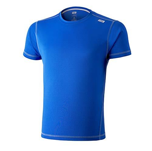 42K Running - Camiseta técnica 42K Lunar Pacific Blue