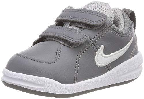 Nike Unisex-Kinder Pico 4 (TDV) Lauflernschuhe, Grau (Cool Grey/White-Wolf Grey 022), 23.5 EU