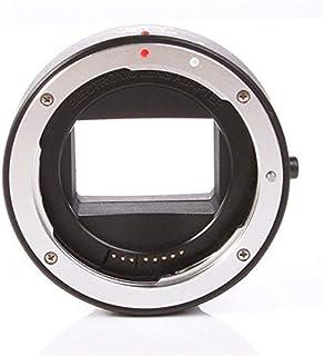 Fotga - Adaptador de Montura de Objetivo EF-NEX EF-EMOUNT FX para Canon EF EF-S Compatible con Sony E Mount NEX 3/3N/5N/5R/7/A7 A7R VG10 VG20