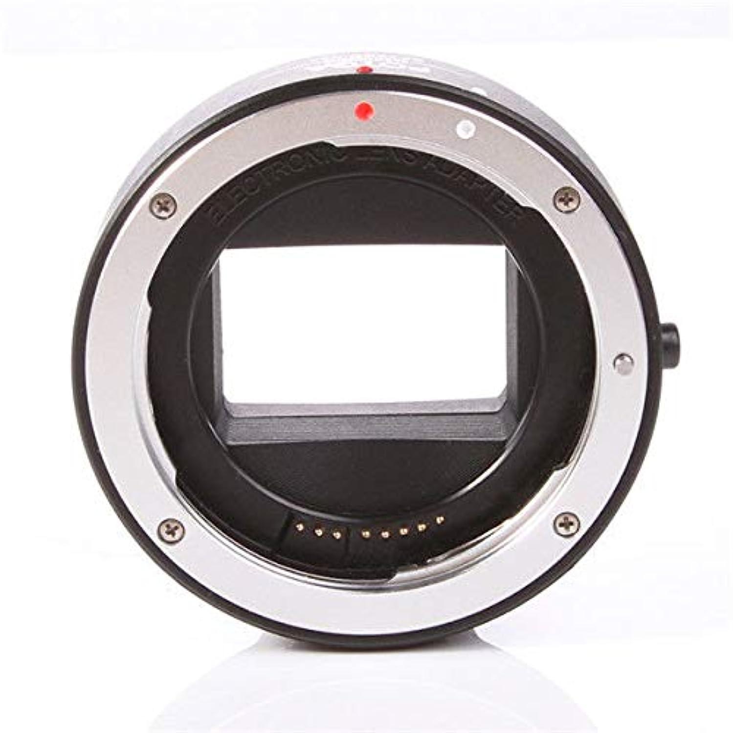 Fotga Newest Version Electronic Auto Focus EF-NEX EF-EMOUNT FX Lens Mount Adapter as Canon EF EF-S Lens to Sony E Mount NEX 3/3N/5N/5R/7/A7 A7R VG10 VG20 Full Frame