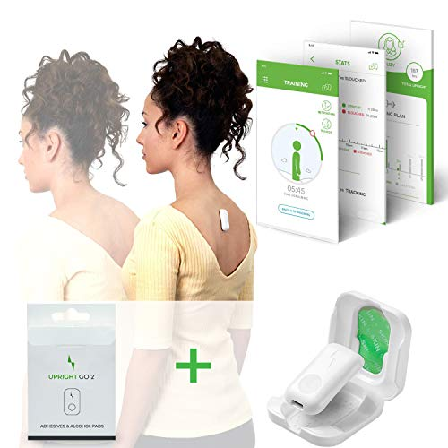Upright GO 2 Lote Dispositivo Corrector Entrenador