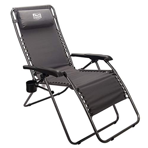 A zero gravity chair is a great fathers day gift idea for dads who say they don't want anything