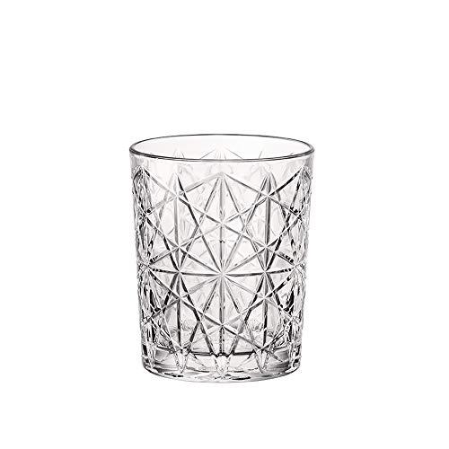 Bormioli Rocco Set 4 Bicchieri da 40 cl Lounge DOF