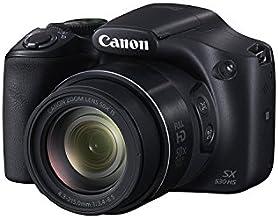 Canon PowerShot SX530 Digital Camera w/ 50X Optical Zoom...