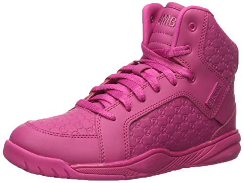 Zumba Fitness Street Boss Fashion Athletic Dance Workout - Zapatillas para Mujer, Color Rosa, Talla 44 EU
