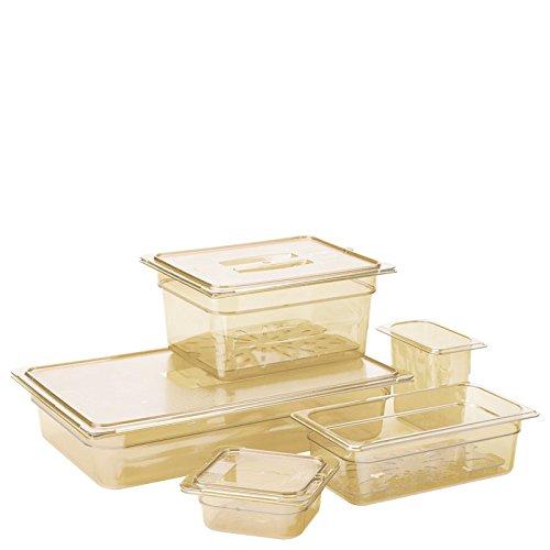 Carlisle 10421B13 StorPlus High-Heat Half-Size Food Pan, 6.6 qt.