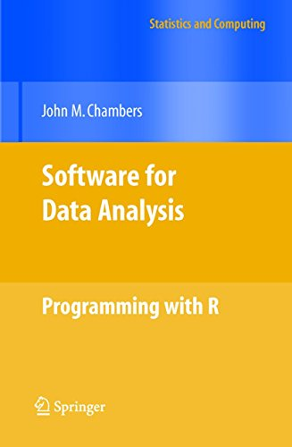 Software for Data Analysis: Programming with R (Statistics and Computing) (English Edition)