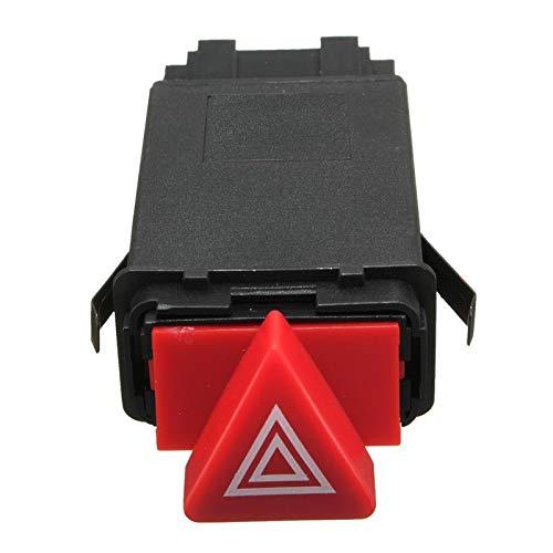 RJJ Wyfan Interruptor de Control de la señal de Giro del Interruptor de Giro del Interruptor de Giro de la luz de Peligro de Emergencia 4B0941509K 4B0941509K 4B0941509C FIT FOR Audi A6 4B