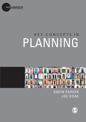 Key Concepts in Planning (Key Concepts in Human Geography)