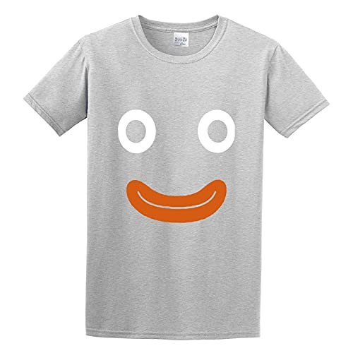 Mr. Popo Dragonball Goku Vegeta Gohan Japan Manga Kaio Men Cotton Blend T Shirt S, Gray