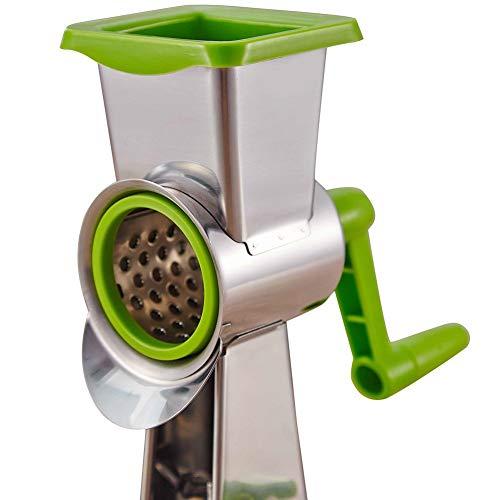 Professionnel en Acier Inoxydable Multifonction Végétal Chopper Créative Raboteuse Grinder Nut Manuelle Machine à Griller ail Presse Outils de Cuisine