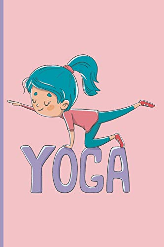 YOGA: Girl doing yoga pilates, Weekly Planner in Affinity 118 weeks (2020 - 2021 - 2022...) Mini agenda hebdomadaire Affinity yoga, small Calendar yoga.