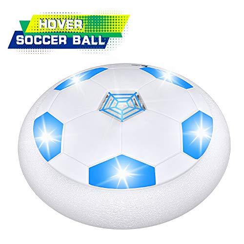 Geburtstag Geschenke für Jungen ab 3-10, Dreamingbox Schwebender Fußball für Kinder Weihnachten Geschenke Mädchen 3-10 Jahre Indoor Spielzeug für Jungen Mädchen 3-10 Jahre Fußball Spielzeug für Jungen