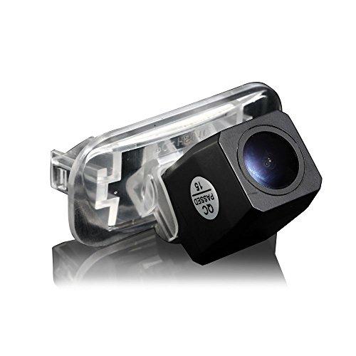Navinio Rückfahrkamera verbesserte Einparkhilfe Nachtsicht Wasserdicht (schwarz) für B200 A Class W169 B Klasse T245 CAR