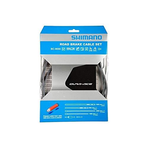 SHIMANO Kit Filo Freno Dura-Ace BC-9000 Polymer Coated Grey