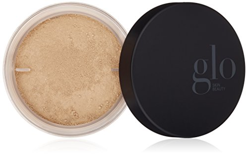 Glo Skin Beauty Loose Base - Natural Light - Illuminating Loose Mineral Makeup Powder Foundation - Dewy Finish - 9 Shades