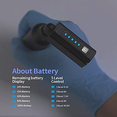 Tattoo Power Supply Wireless