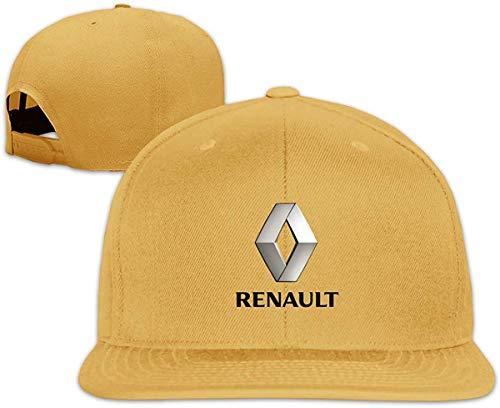 NOT Men Custom General Motors Renault Logo Funny Baseball Cap Natural,