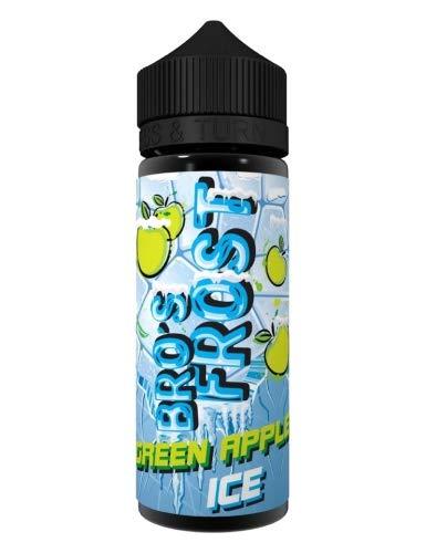 Bro´s Frost Green Apple Ice Aroma