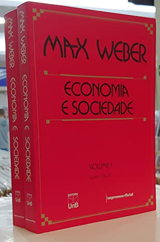 Economia e Sociedade 2 volumes