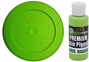 Resin Pigment - Lime Green