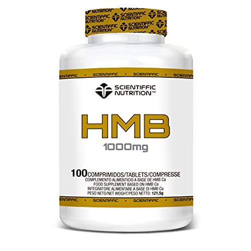 HMB 1000mg 100 Comprimidos