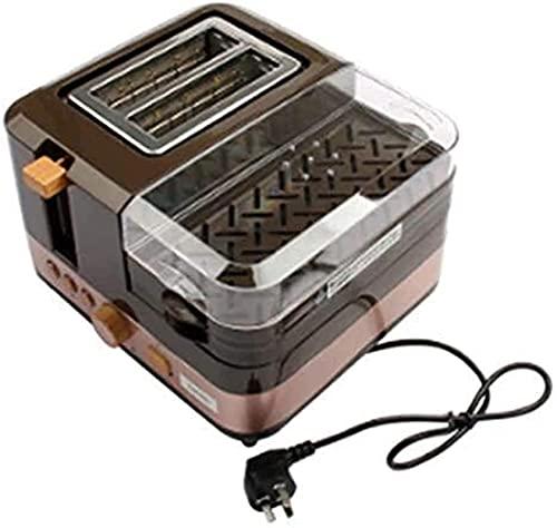 Mini horno eléctrico, tostadora Automática Automática Tostadora multifuncional Tostadora Freidora de aire
