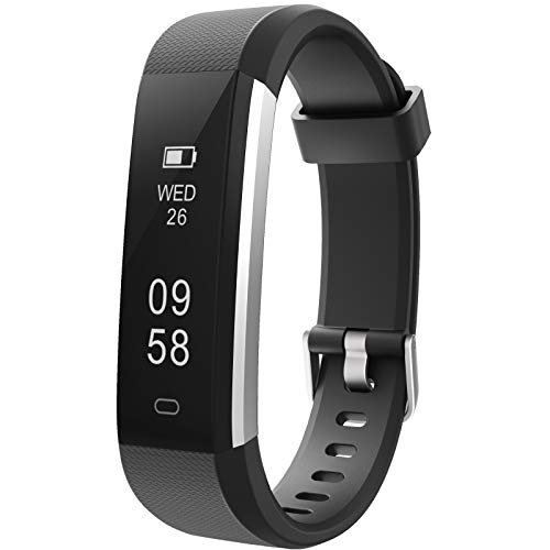 Letsfit Fitness Tracker, IP67 Waterproof Activity...