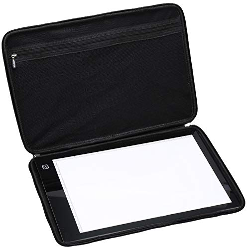 Aproca Hard Storage Travel Case  for Tikteck A4 Ultra-Thin Portable LED Light Box Tracer(only case)