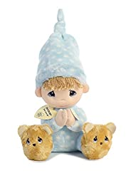Precious Moments Prayer Doll - Boy