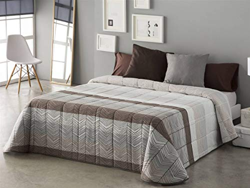 Sansa - Bouti Dover - Cama 150 cm - Color Marrón