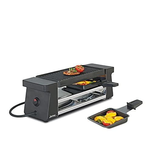 Spring Printemps 3037007001 Raclette 2 Compact Noir