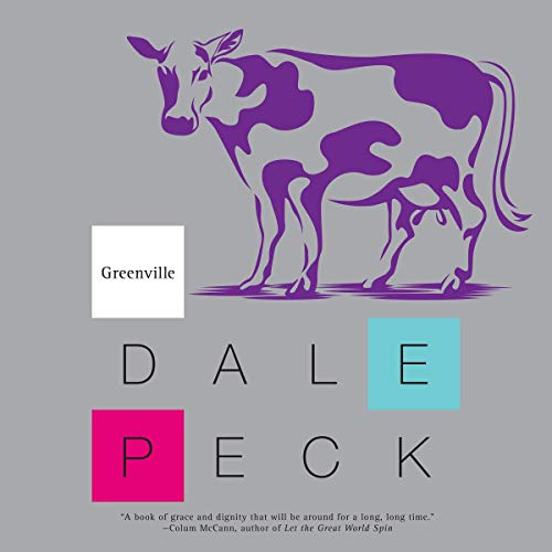 Greenville audiobook cover art
