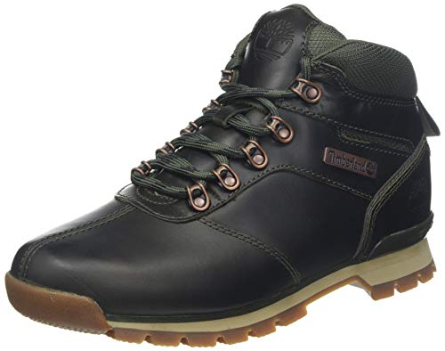 Timberland Herren Splitrock 2 Chukka Boots, Grün (Dark Green Full Grain), 43.5 EU