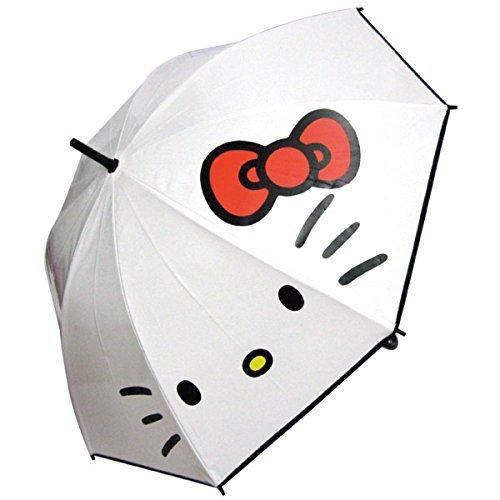 Sanrio Kleine Planeet Hello Kitty Paraplu 55cm HKUM476
