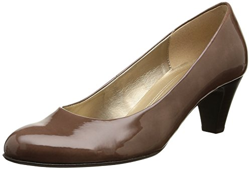 Gabor 35-200-70, Damen  Pumps, Braun (dark Nude), 38 EU (5 UK)