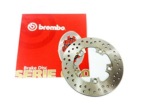 BREMBO BREMSS. ORO STARR 68B407D8 RUND (KBA)
