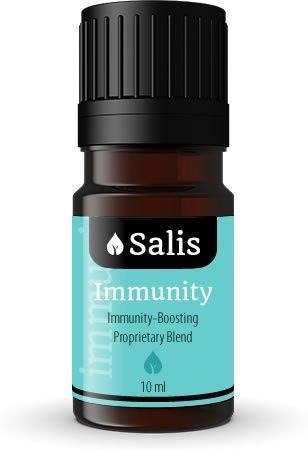 Salis Immunity Blend, 100% Pure Grade Essential Oils, 10ml