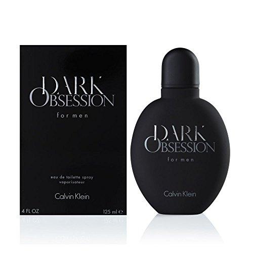 Perfume Dark Obsession - Calvin Klein - Eau de Toilette Calvin Klein Masculino Eau de Toilette