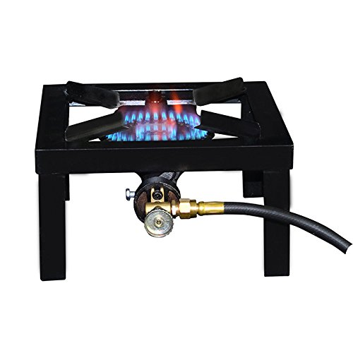 Basecamp 1 Burner Angle Iron Stove, Multi